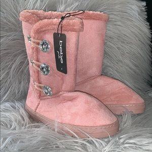 Bebe girls boots